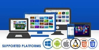 our different support platforms